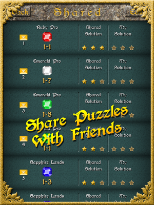 SharePuzzlesWithFriends